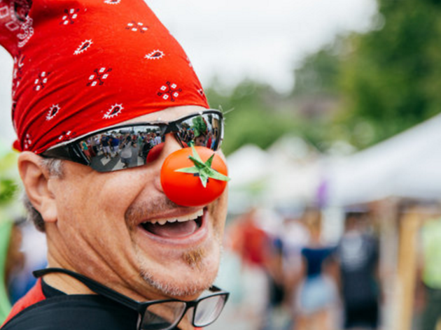 여름, 토마토의 계절