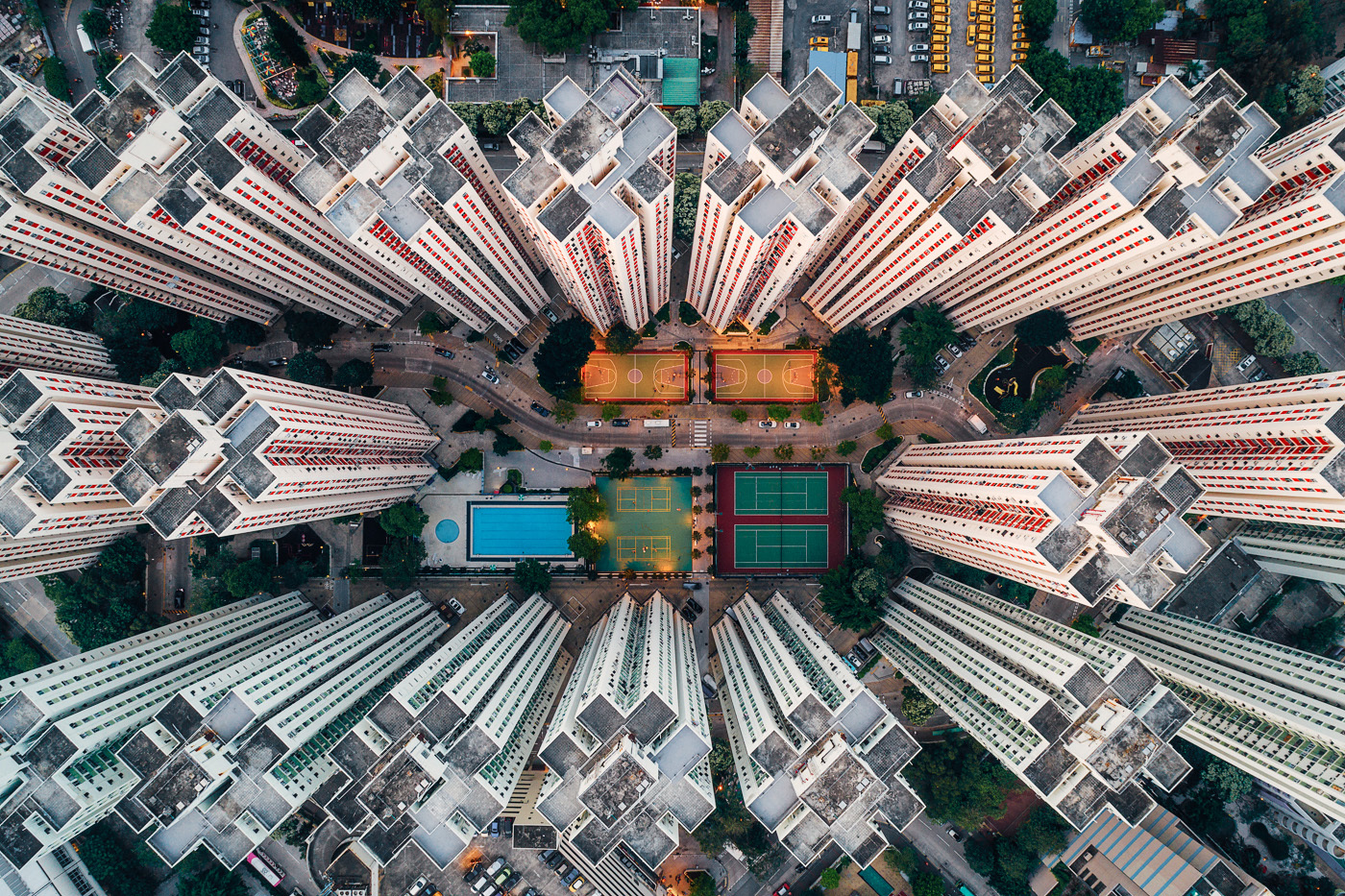 Andy Yeung: Walled City #03