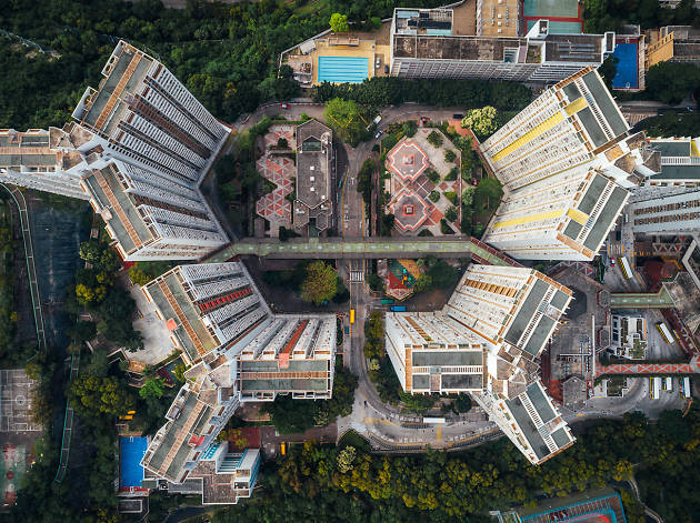 Andy Yueng: Walled City #05