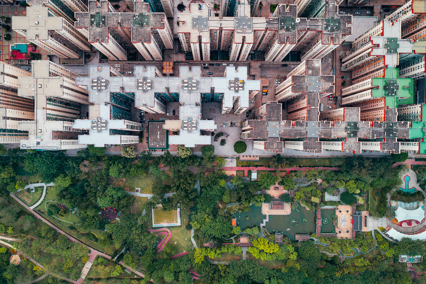 Andy Yeung: Walled City #09