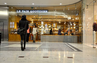 Le Pain Quotidien Canary Wharf