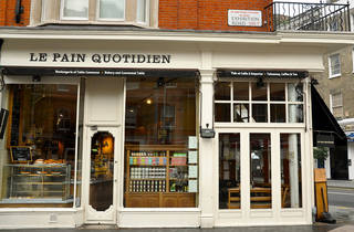 Le Pain Quotidien Exhibition Road