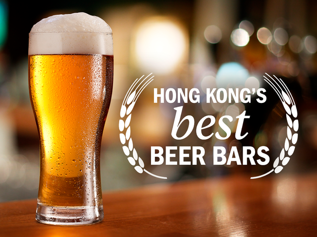 Hong Kong's best beer bars