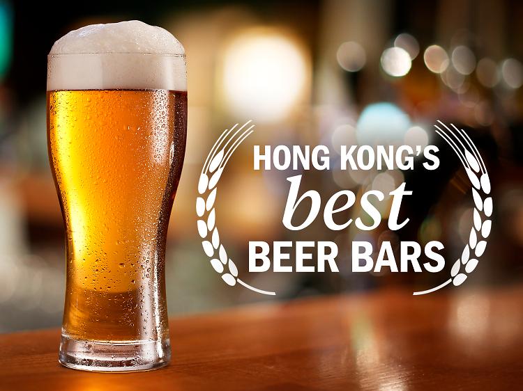 The best beer bars in Hong Kong