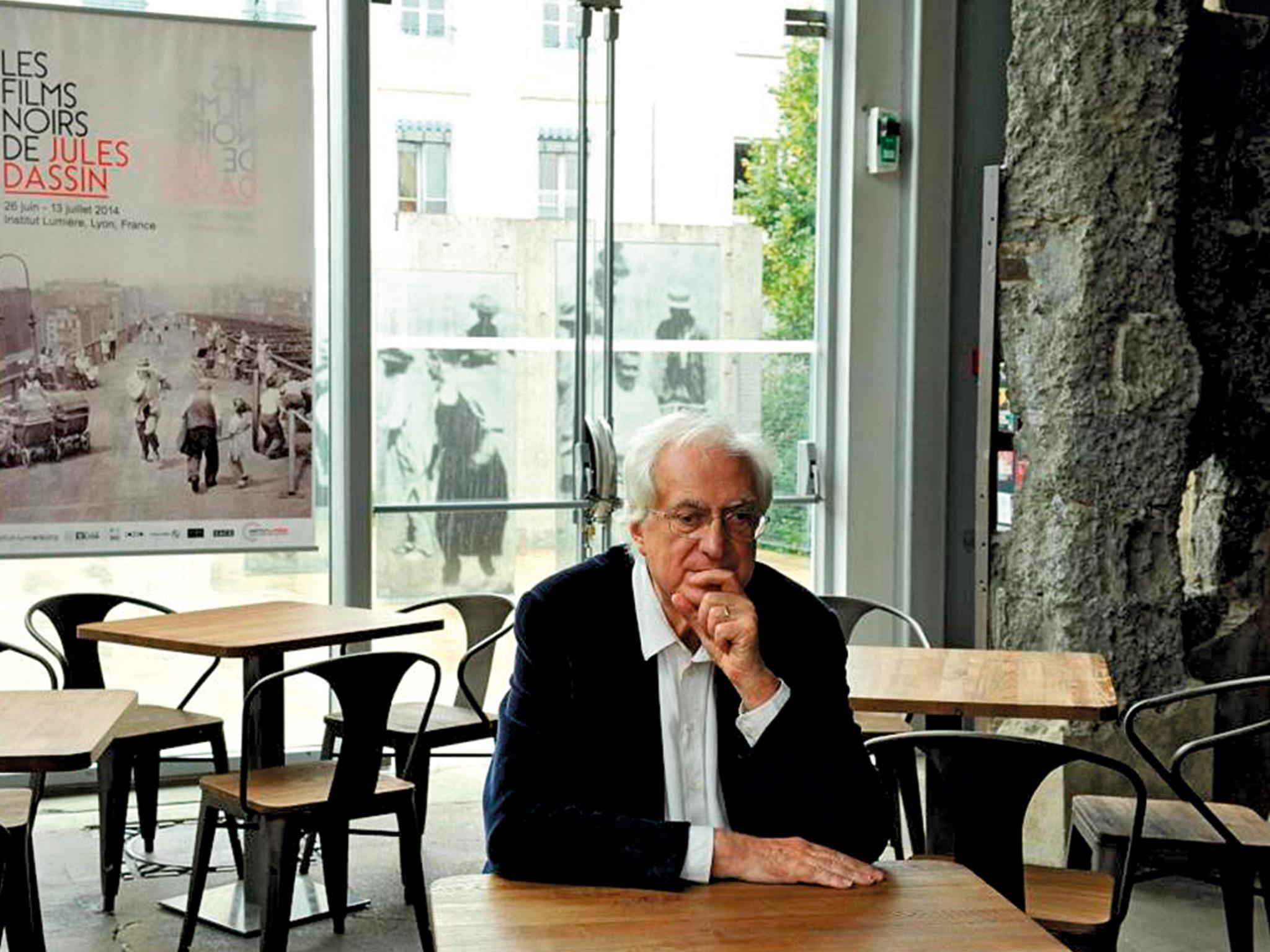 Uma Viagem pela Cinema Francês com Bertrand Tavernier