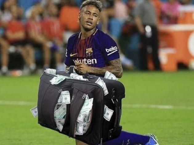 Els memes definitius del traspàs de Neymar al PSG [FOTOS]