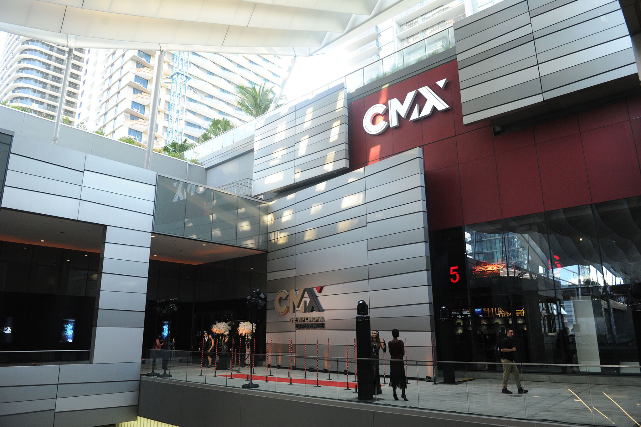 CMX at Brickell City Centre
