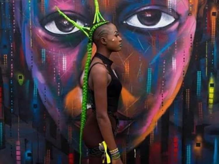 Don't Miss Chale Wote Street Art Festival