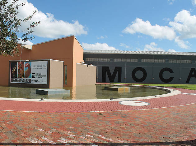 Museum of Contemporary Art in North Miami