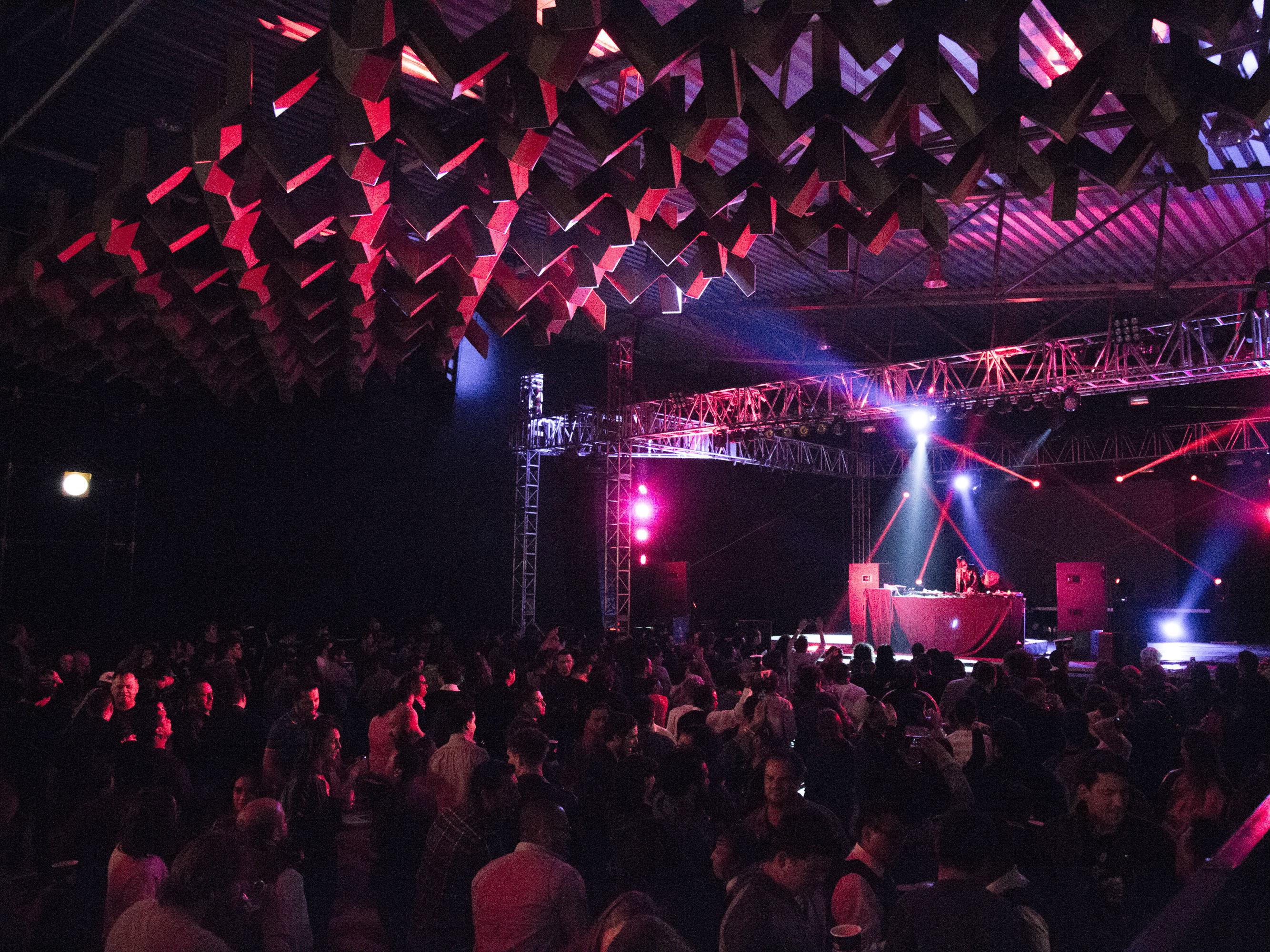 Pabellón Cuervo, el nuevo lugar de la CDMX