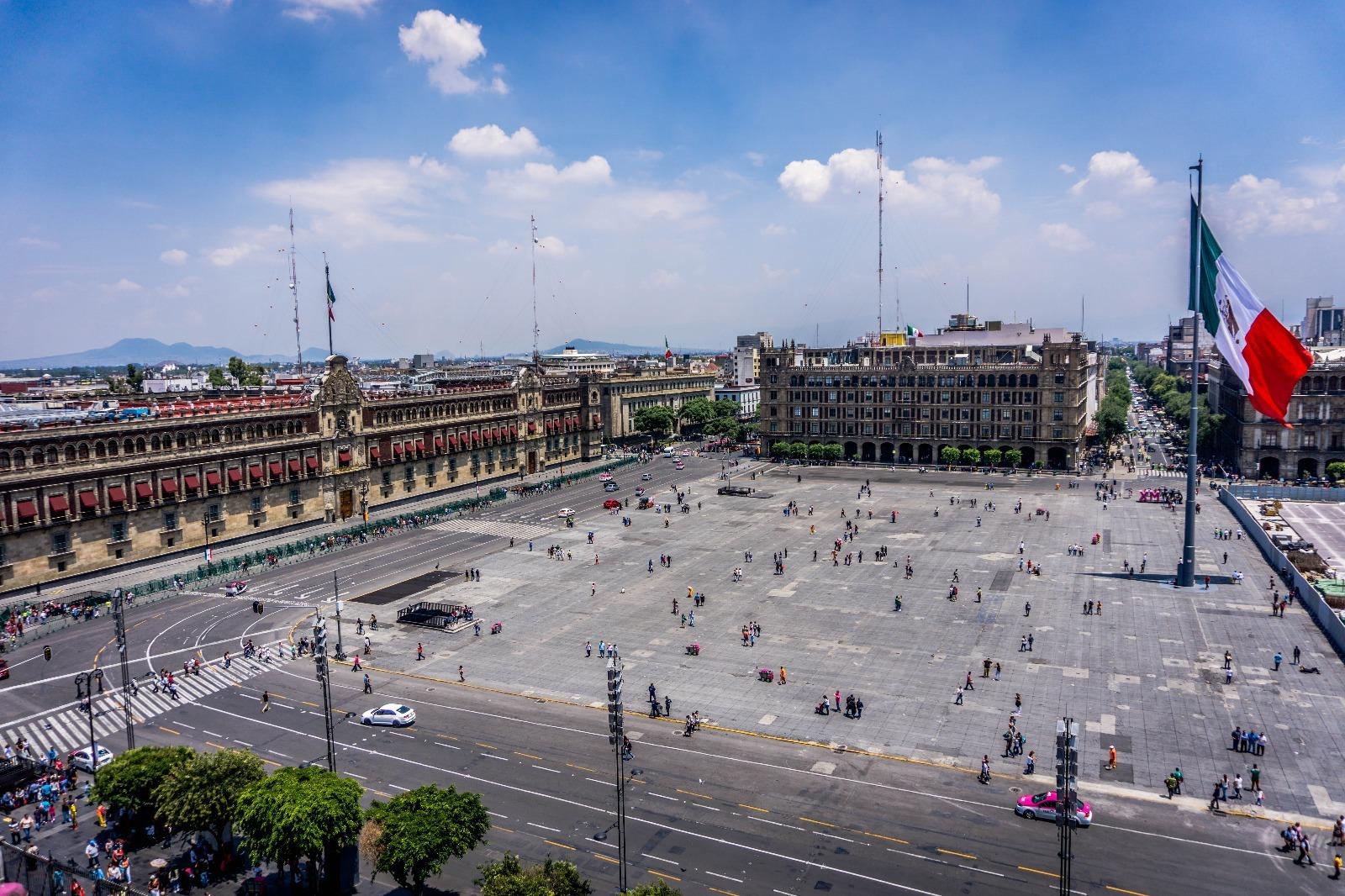 Vista desde el campanario de la Catedral Metropolitana