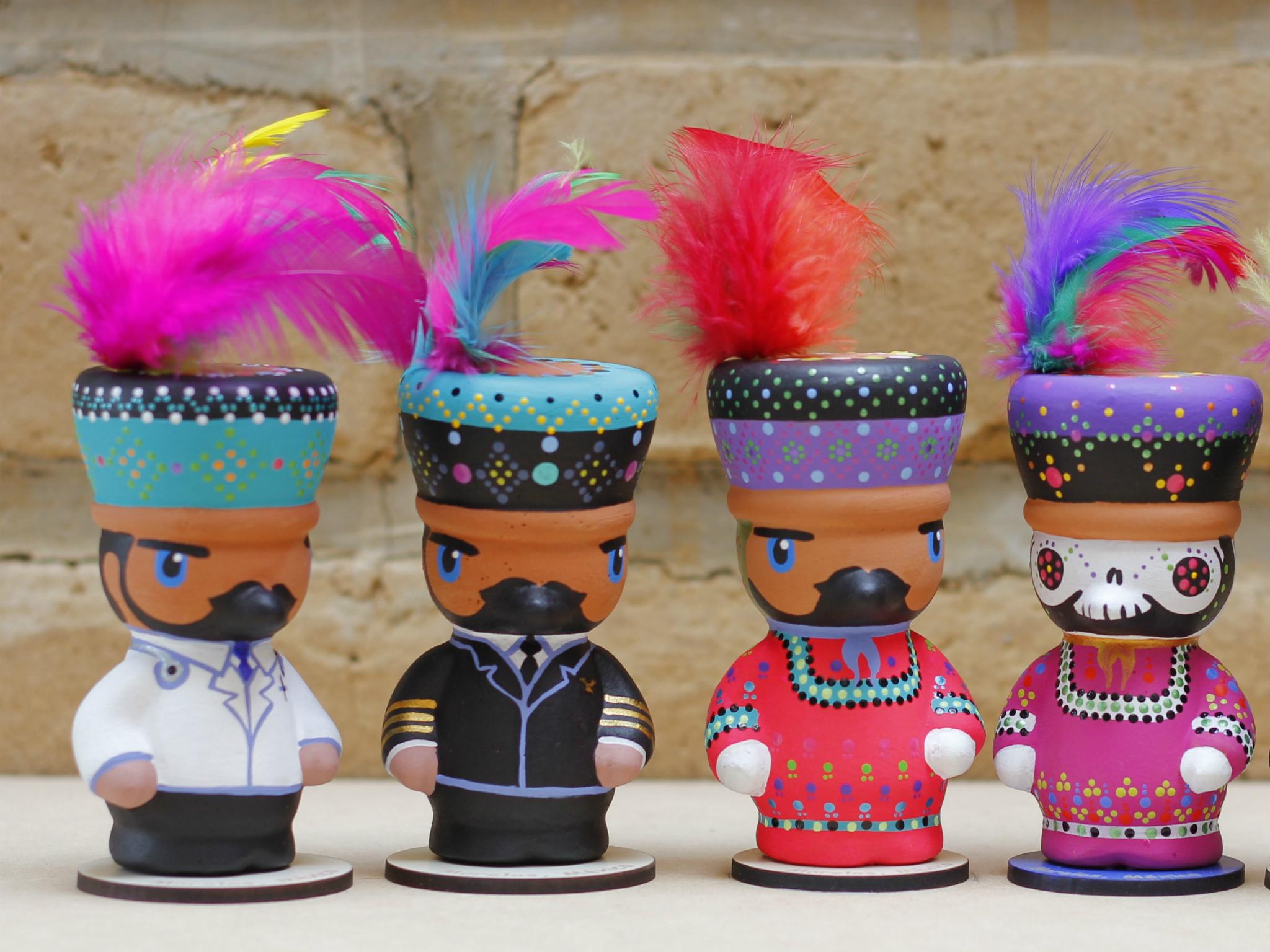 (Foto: Cortesía Feria Internacional de Artesanías Las Manos del Mundo)
