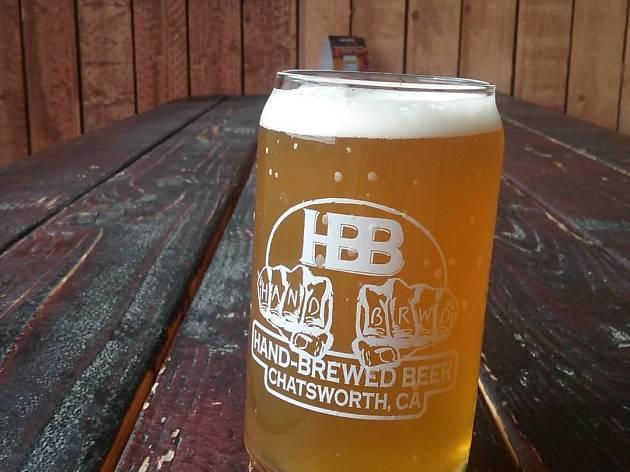Hand-Brewed Beer