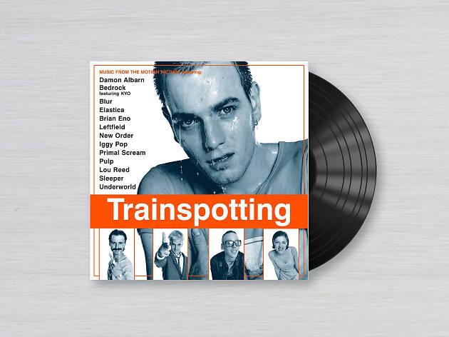 El OST de la película Transpotting