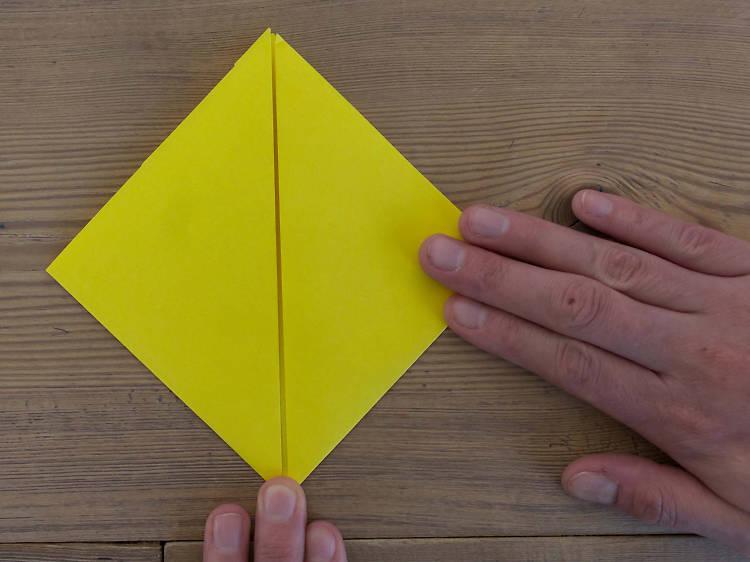 Rombo amarillo