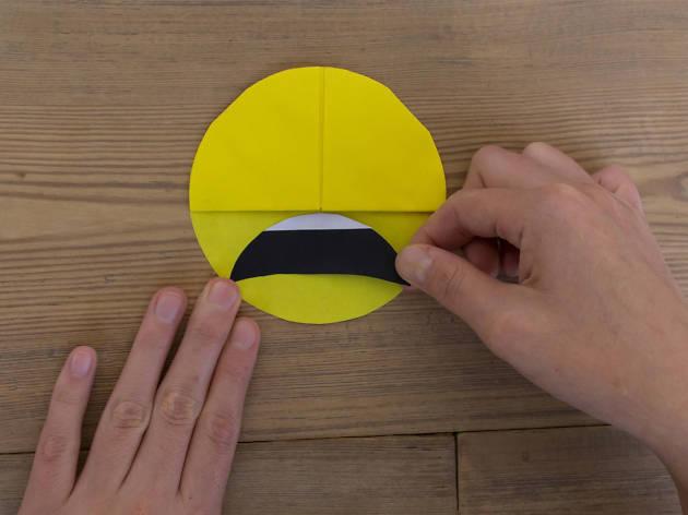 Manualidades: Separador de emoji