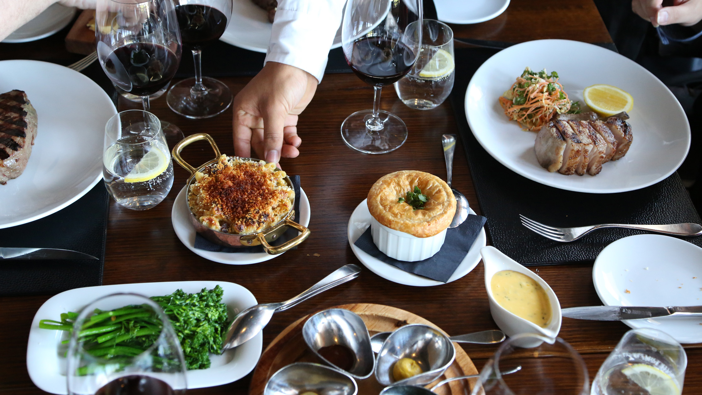 Relax this Australia Day long weekend dining at The Star