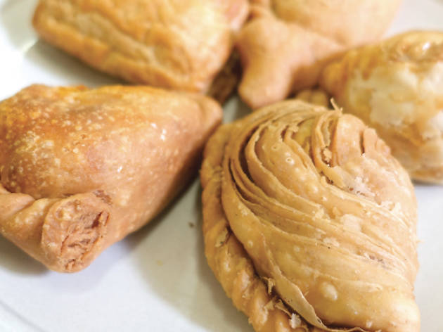 Taste test: curry puffs