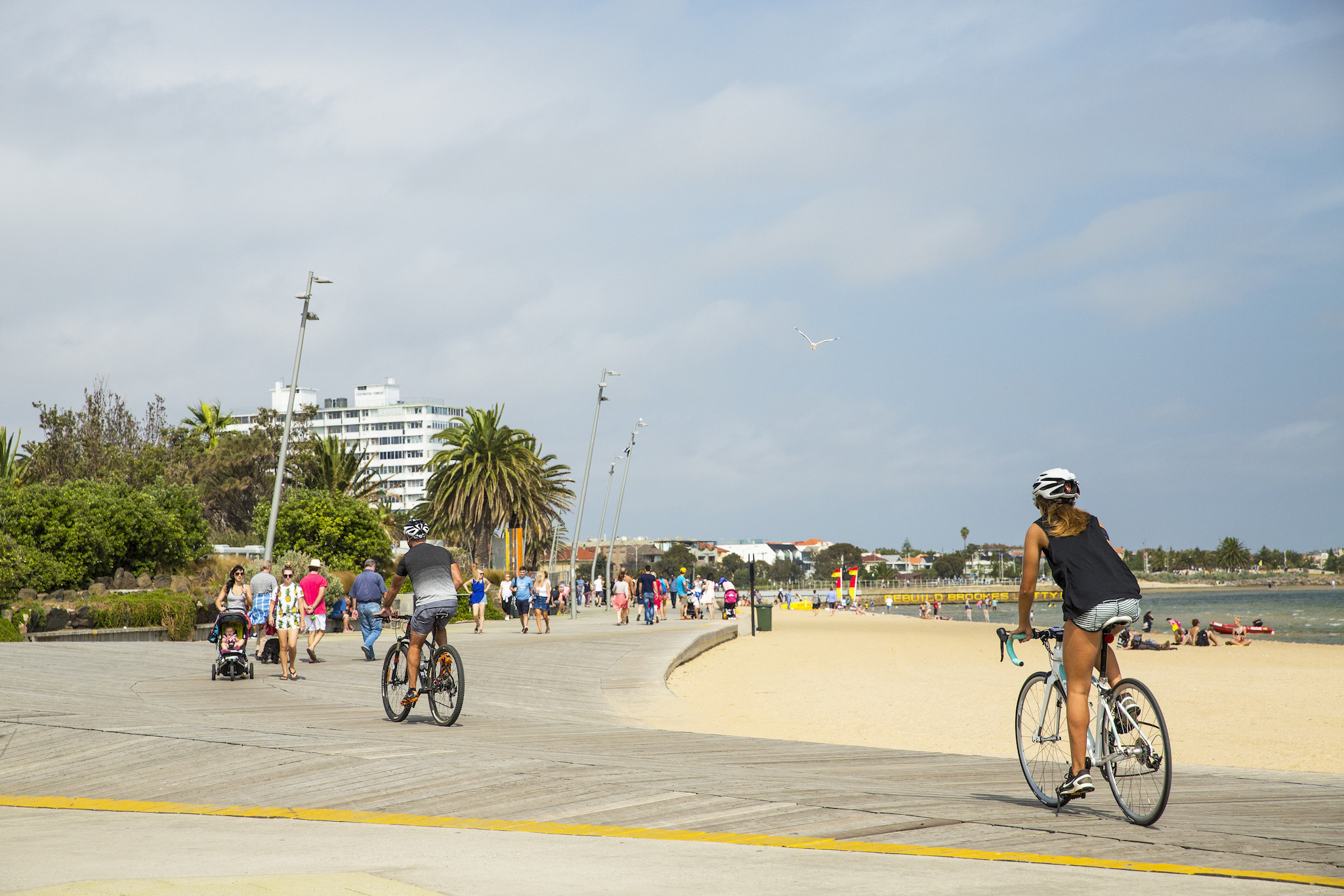 The best bike trails in Melbourne