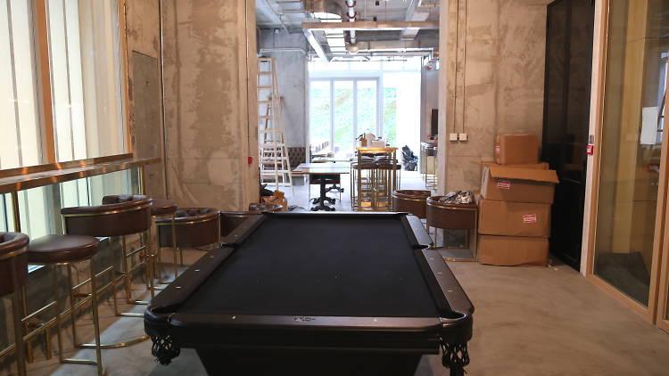 11 westside construction games room