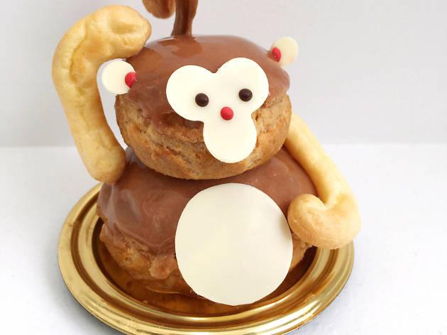 London's best choux pastries Dominique Ansel Bakery