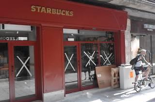 Starbucks haurà de refer les obres del nou local d'Argenteria
