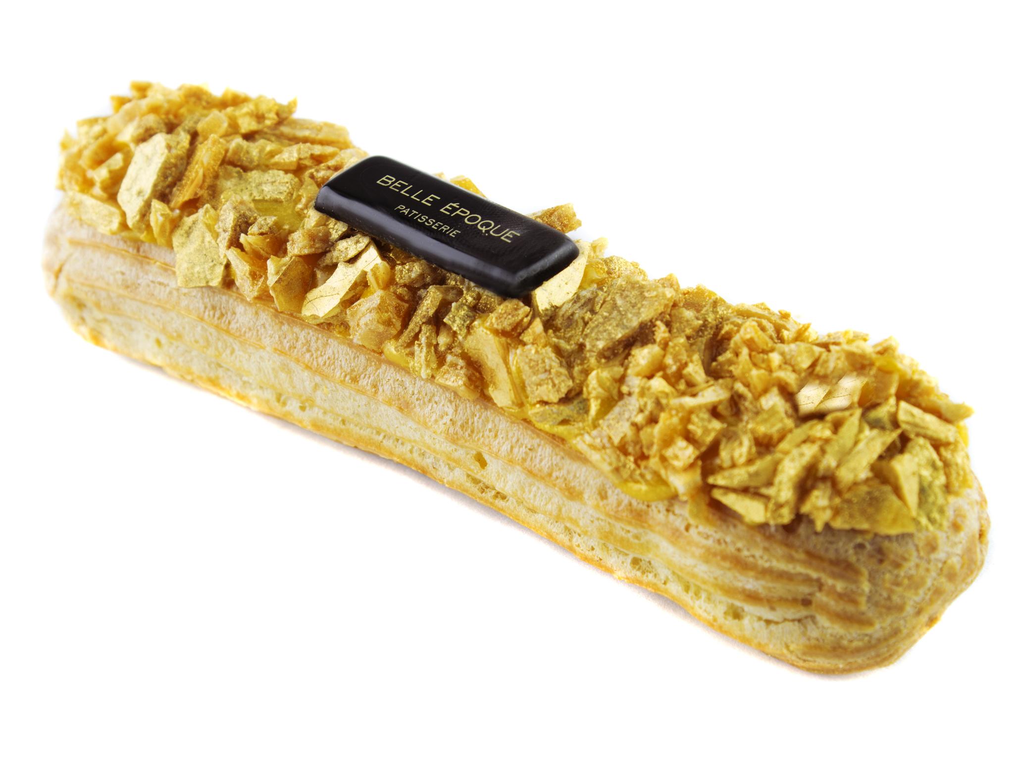 London's best choux pastries Belle Epoque