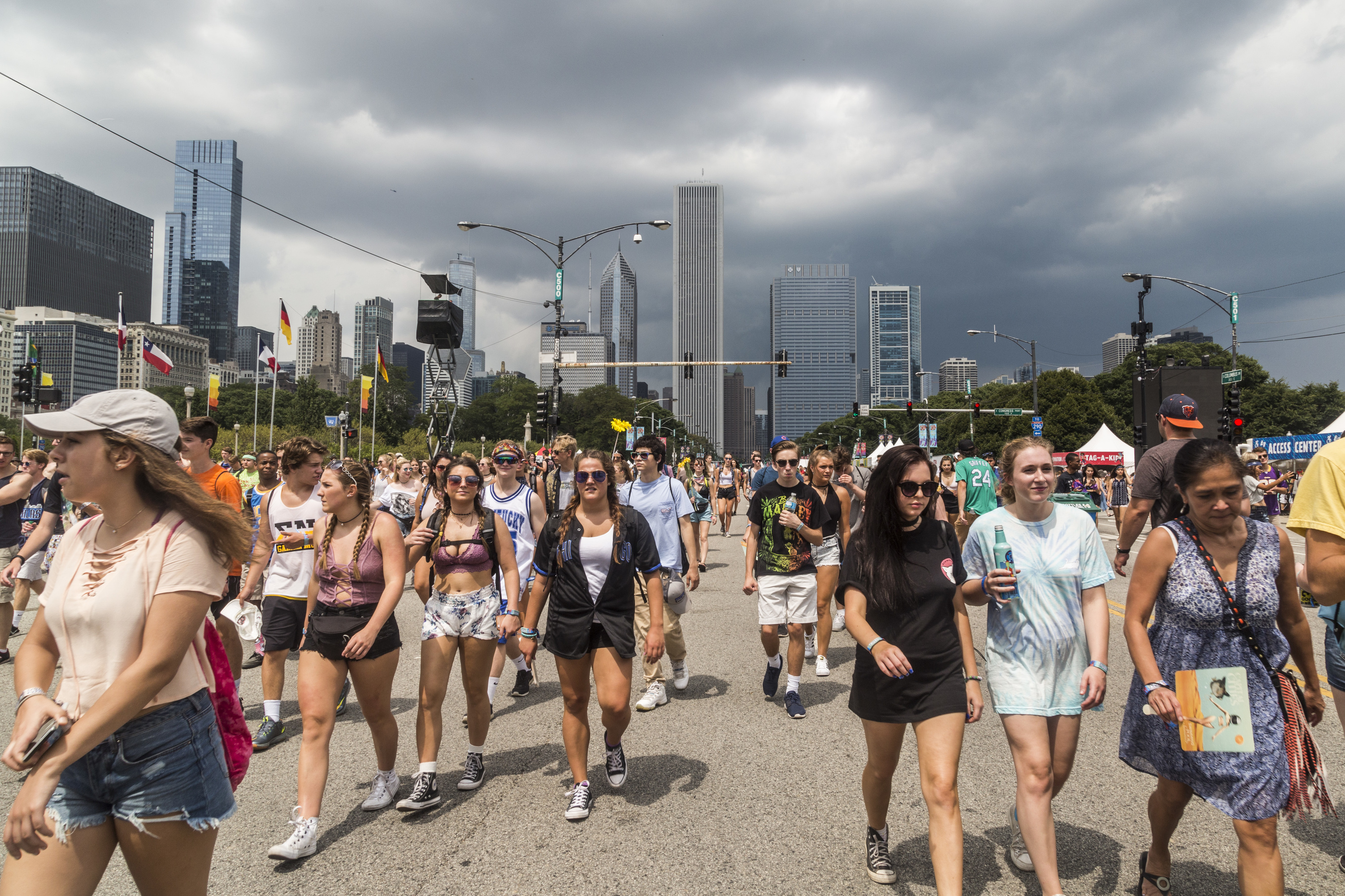 Photos from Lollapalooza 2017, Saturday