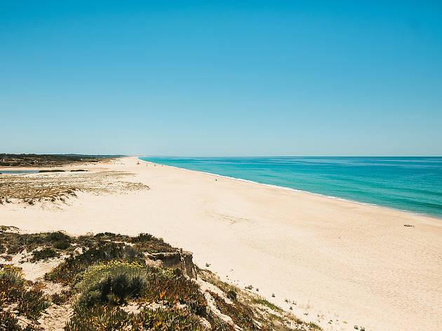 Praia da Vigia - Melides