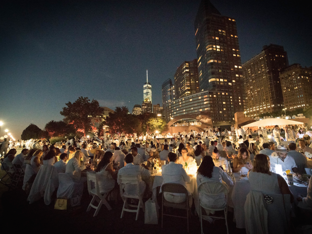 This magical and secret outdoor dinner party returns to NYC on August 22