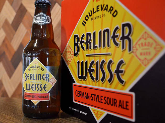 Berliner Weisse, Boulevard Brewing Company