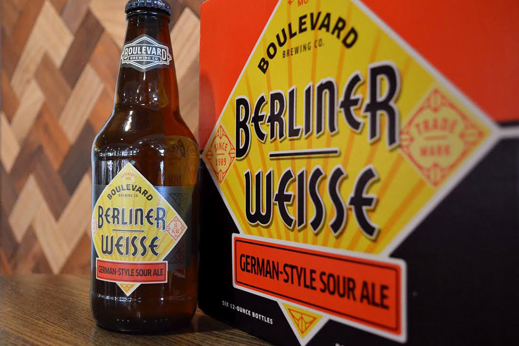 Berliner Weisse, Boulevard Brewing Company, Kansas City, Missouri