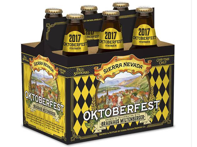 Oktoberfest, Sierra Nevada, Chico, California and Mills River, North Carolina