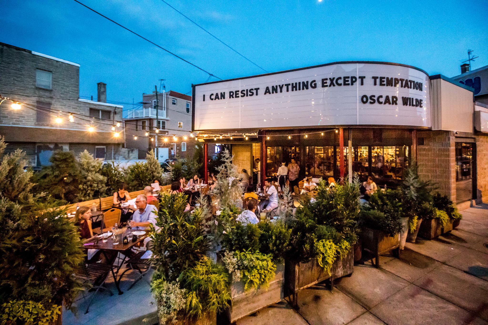 Barcelona Wine Bar Restaurants In East Passyunk Crossing Philadelphia