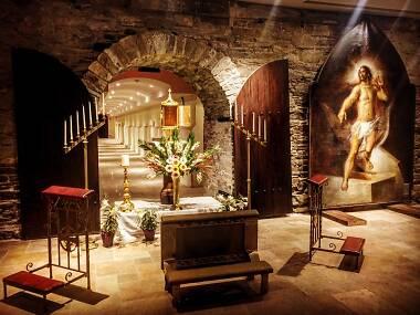 Explore New York's secret underground spaces and tunnels