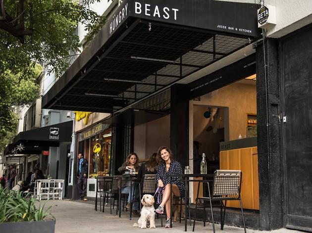 Hüngry Beast Juice Bar & Kitchen