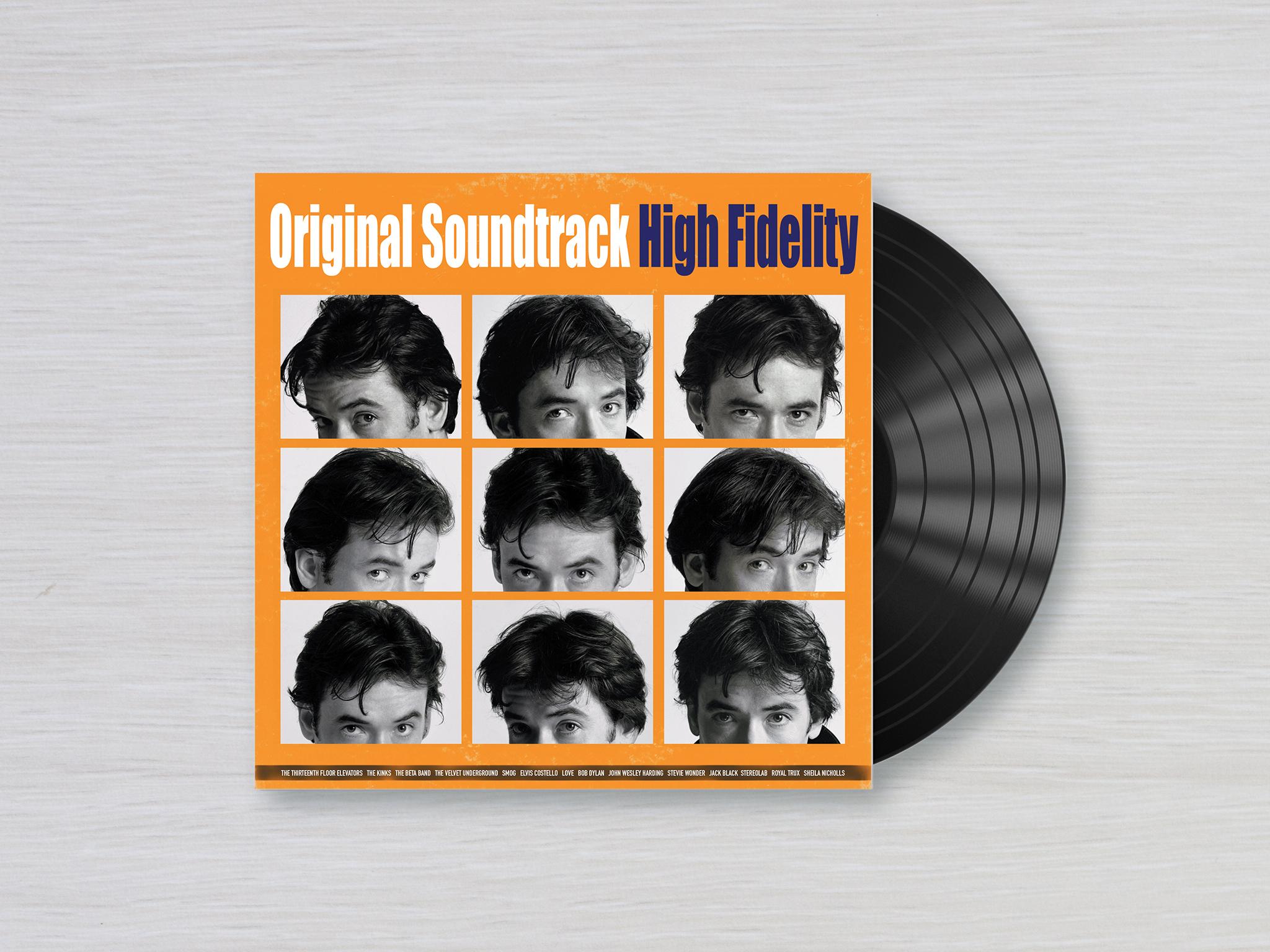 High Fidelity es una película sobre melómanos