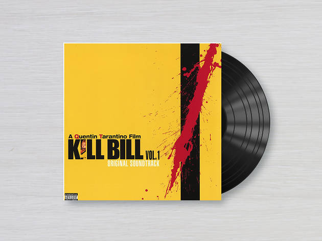 Kill Bill, película de Tarantino