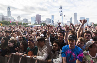 Lollapalooza 2017, Friday