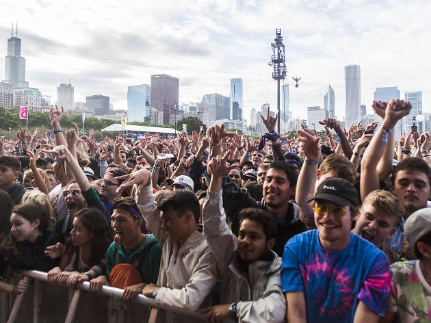 The five best things we saw on Friday at Lollapalooza