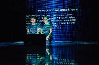 Adam, Traverse Theatre, National Theatre of Scotland