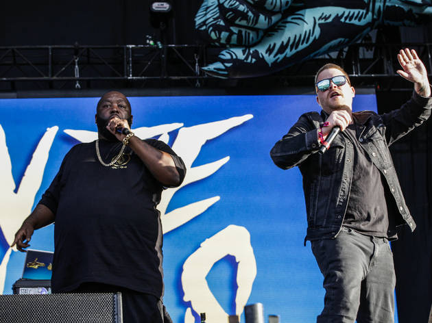 lollapalooza, run the jewels