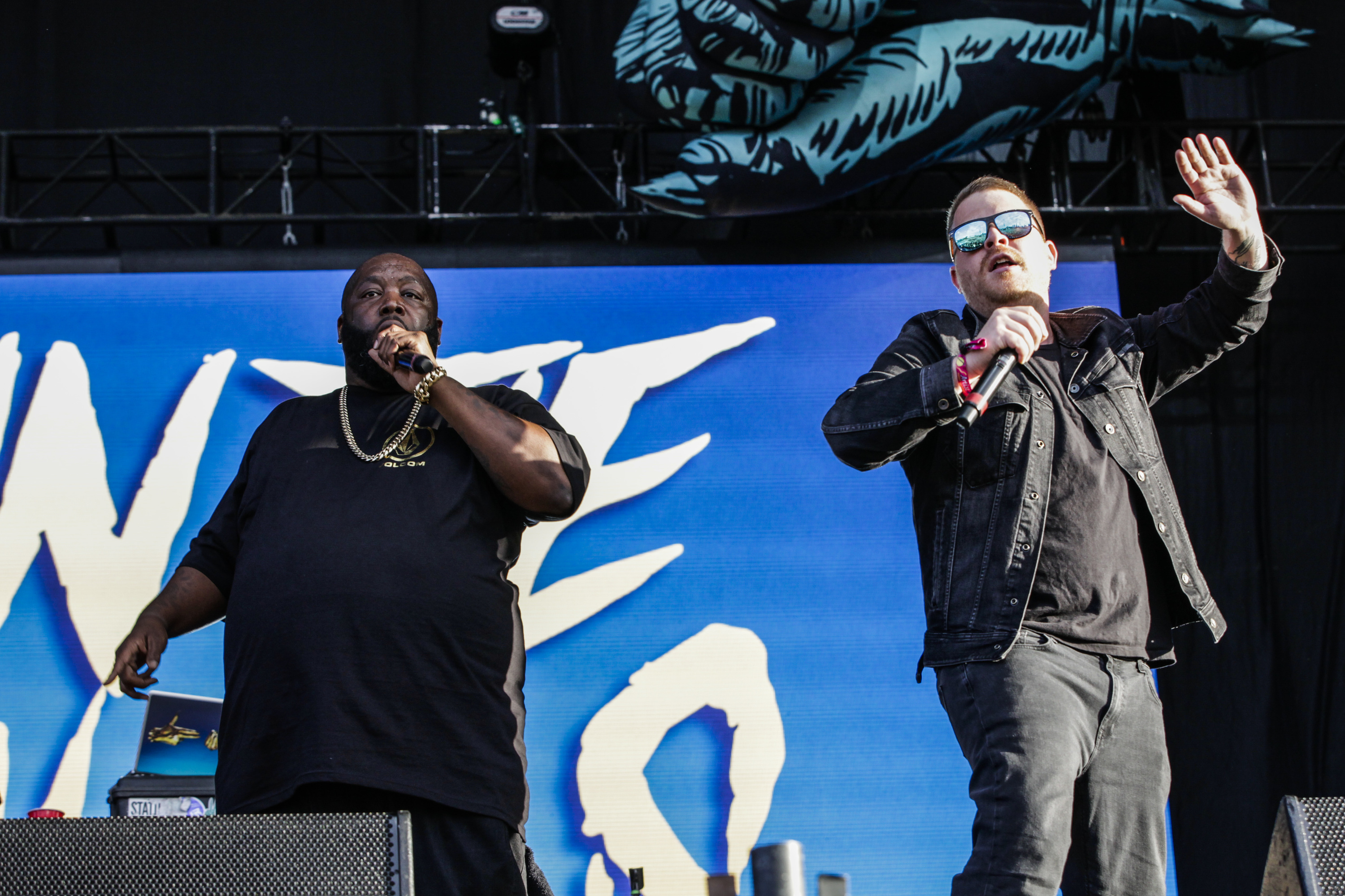 Run the Jewels and The National top Pitchfork Music Festival's 2020 lineup