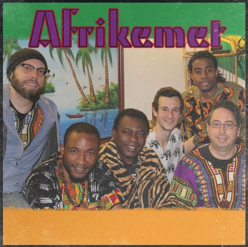 Afrikemet