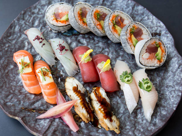 London S Best Sushi Restaurants 23 Places To Maki Your Day Station sushi has been preparing the best sushi in san diego since 1998! london s best sushi restaurants 23