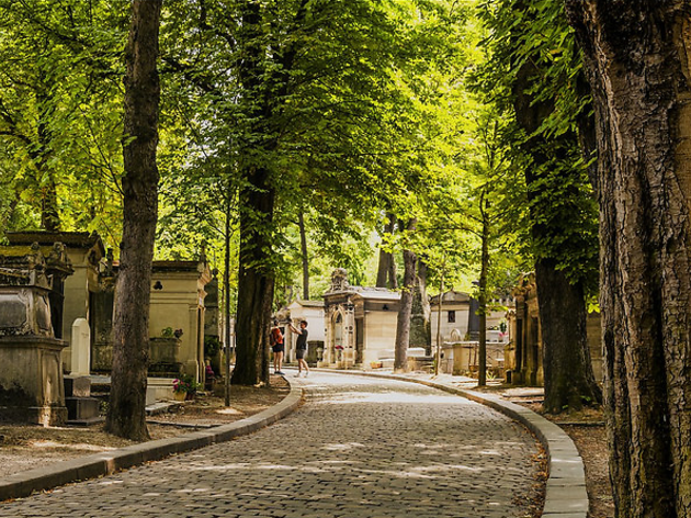 Père Lachaise guided tour