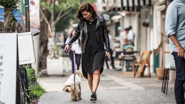 Romina Sacre (Foto: Time Out México)