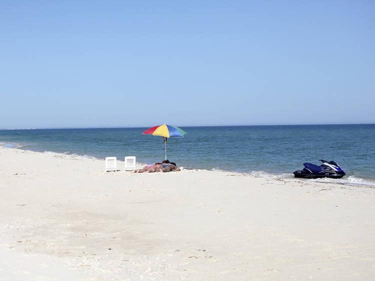 Praia do Homem Nu (Tavira)