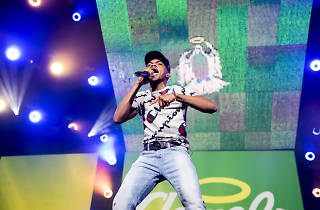 Lollapalooza 2017, Chance the Rapper