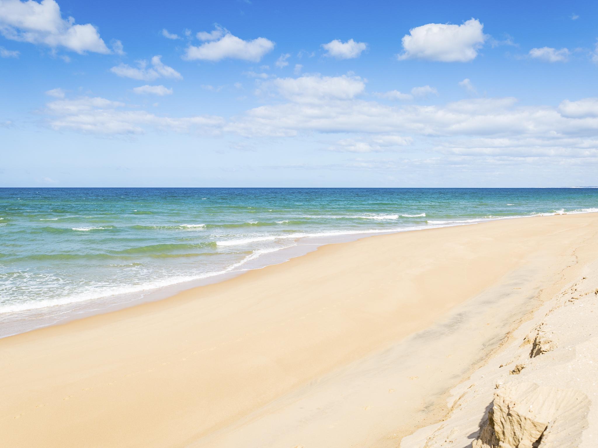praia da barrinha